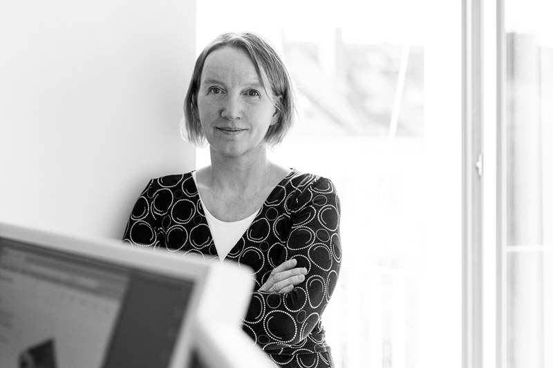 Heike Woltmann, Creative Director und Geschäftsführerin