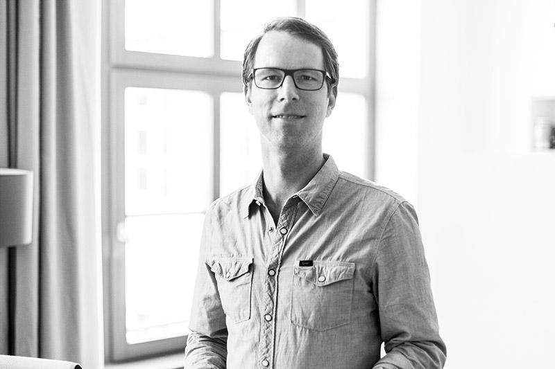 Patrick Voigt, Creative Director und Geschäftsführer